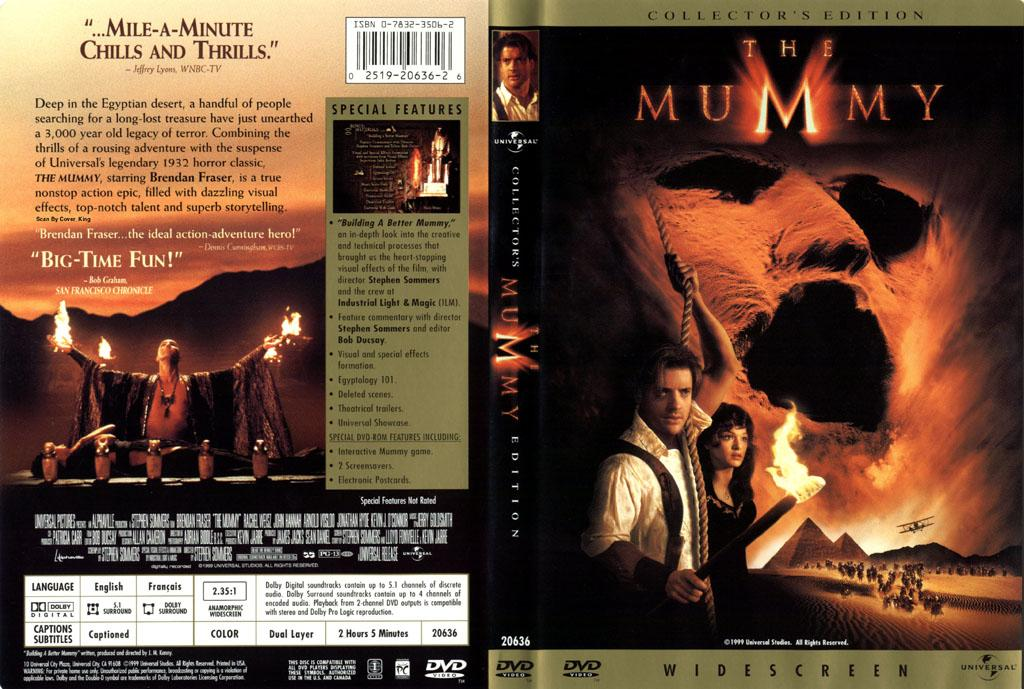 فيلم The Mummy 1999 مترجم
