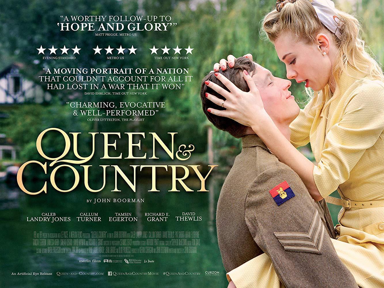 فيلم Queen And Country 2014 مترجم