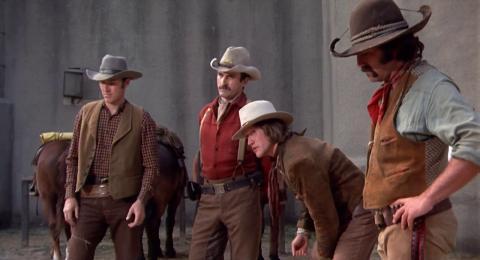 مشاهدة فيلم The Magnificent Seven Ride! (1972) مترجم HD اون لاين