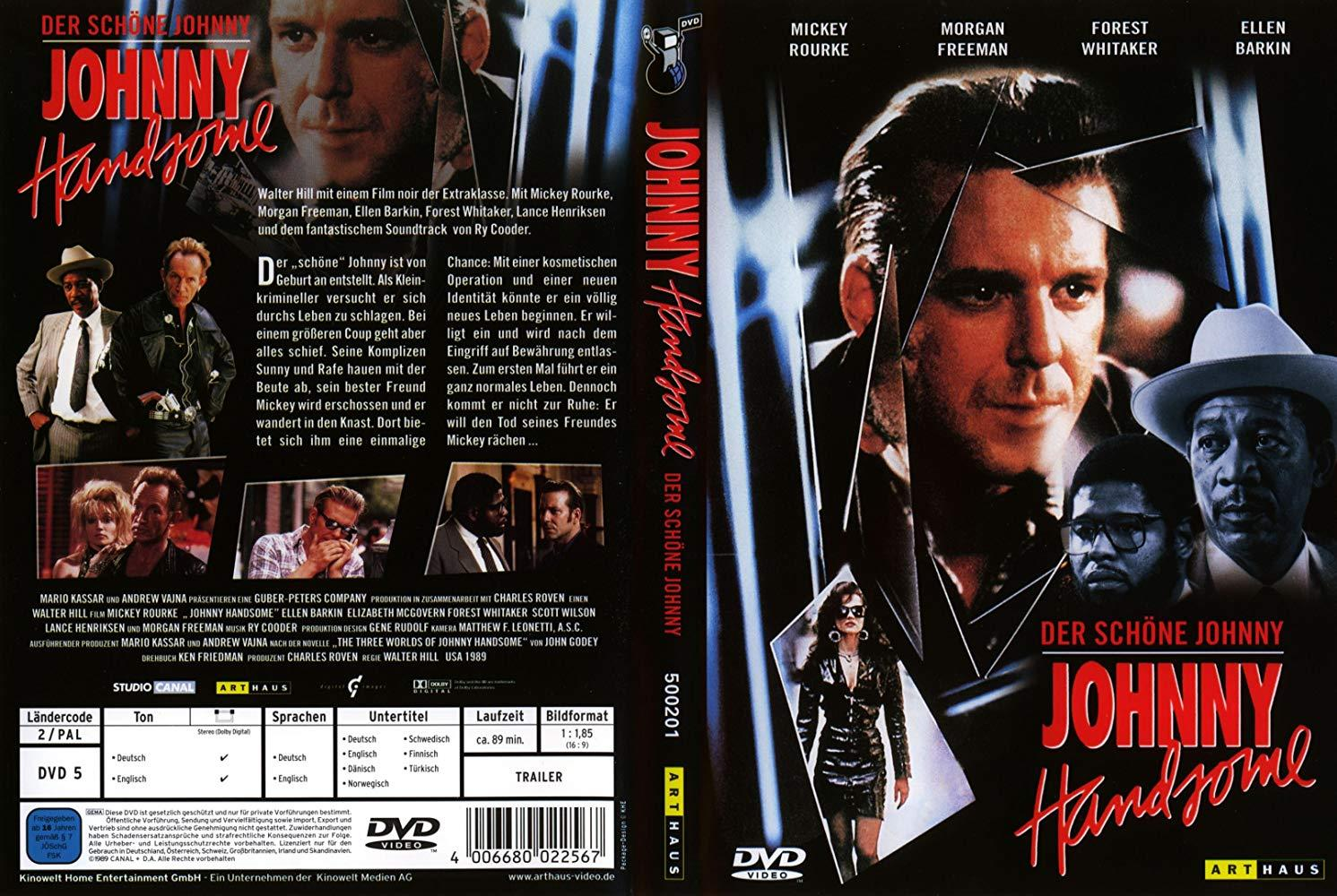 فيلم Johnny Handsome 1989 مترجم